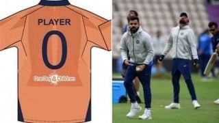 Cricket World Cup 2019: Here's why India will sport orange jerseys against England on June 30