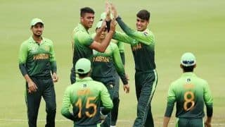 Pakistan U19 to play friendly cricket matches against China