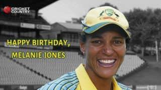 Happy Birthday, Melanie Jones!