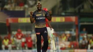 VIDEO: All-round Russell seals second straight win for Kolkata