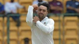 Rashid Khan hopes Afghanistan get to play more Test cricket