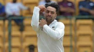 अफगानिस्तान को ज्यादा टेस्ट मैच खेलने की जरूरत : राशिद खान