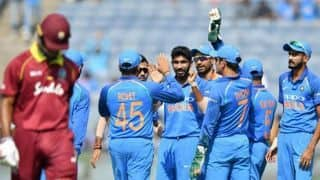 India vs West Indies, 4th ODI: Focus on fragile middle order as India seek to regain lead