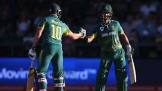 दक्षिण अफ्रीका ने लगातार तीन मैच जीतकर सीरीज पर किया कब्जा
