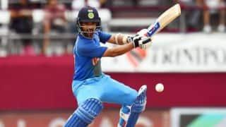 Ajinkya Rahane's ton steers India to 310 for 5 vs West Indies in 2nd ODI