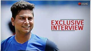 Kuldeep Yadav: I was furious when my coach first asked me to bowl spin