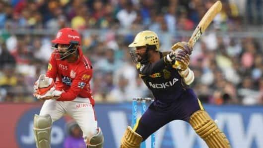 Suresh Raina dismissed by Glenn Maxwell in Kings XI Punjab (KXIP) vs Chennai Super Kings (CSK), IPL 2014