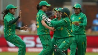 India vs Pakistan, ICC Women's World Cup 2017: PAK bowlers restrict IND to 169-9