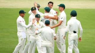 The Ashes 2017-18, Day-2: England all-out for 302