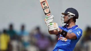 Unmukt Chand finally delivers on his promise
