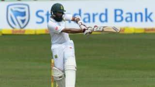 South Africa vs New Zealand: Hashim Amla unhappy with batting effort