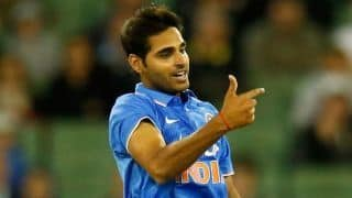 Bhuvneshwar Kumar: Not worried about who is getting chance and who is not