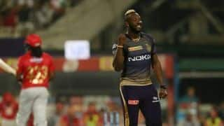 Thanks to the new guy: Andre Russell relishes bizarre Punjab field placement