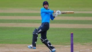 England announce 15-member squad for India ODI series