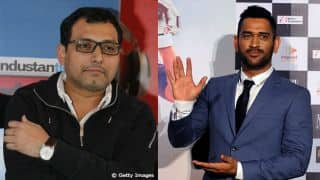 Neeraj Pandey denies paying INR 40 crore to Dhoni for his biopic