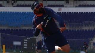 Uncapped spinner Ajaz Patel added to New Zealand T20I squad
