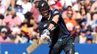 Brendon McCullum become 3rd New Zealand cricketer to cross 6,000-run mark in ODI