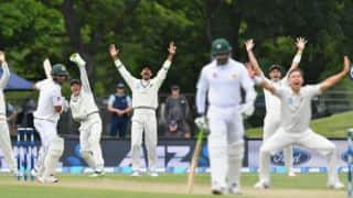 Wicketless Yasir, NZ's biggest win over PAK at home and other stats highlights from 1st Test