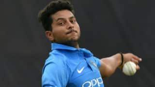 कोलकाता वनडे में कुलदीप यादव ने ली हैट्रिक, रच दिया इतिहास