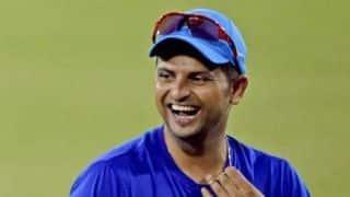 Suresh Raina Eyes India Comeback