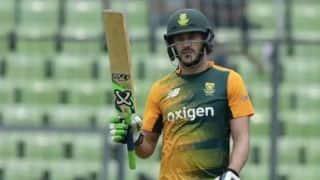 प्रैक्टिस मैच : दक्षिण अफ्रीका ने श्रीलंका के सामने रखा 339 रन का लक्ष्य