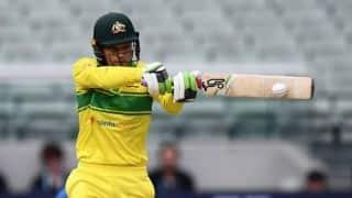 Alex Carey wants to continue opening despite impending Warner return