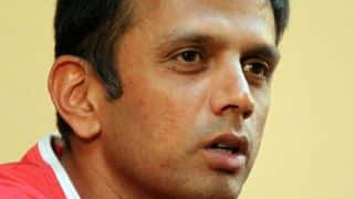 Rahul Dravid: Coaching India U-19 is really helping young people