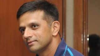 Rahul Dravid not ready to coach India due to 'time constraints'
