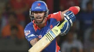 Kevin Pietersen starts well for Delhi Daredevils vs Sunrisers Hyderabad, IPL 2014