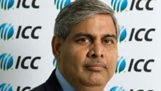 Shashank Manohar to step down from ICC Chairman post