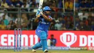 Scintillating Rishabh Pant hands Delhi 37-run win over Mumbai