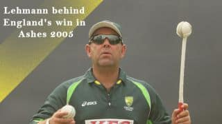 Darren Lehmann helped England win Ashes 2005: Michael Vaughan
