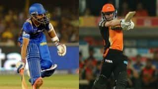 भारतीय टी20 लीग, चौथा मैच: नए कप्तानों के साथ पहले मैच में भिड़ेंगी राजस्थान-हैदराबाद
