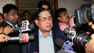 Supreme Court observation on N Srinivasan: Sanjay Patel likely to meet BCCI president
