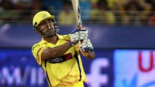 MS Dhoni has completed four last-over run-chases for CSK in IPL 2014