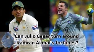 FIFA World Cup 2014: Kamran Akmal heading to Brazil to sharpen his keeping skills