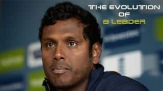 Angelo Mathews's journey from a quiet beginning to astute leader