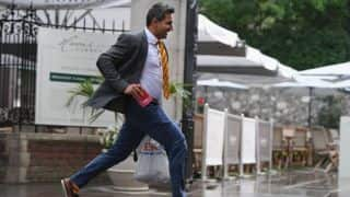 India vs England, 2nd Test, Day 1 In Pictures: Rain, Rain and more rain
