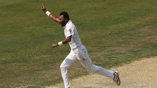 3rd Test: Trent Boult strikes early after Bilal Asif takes five