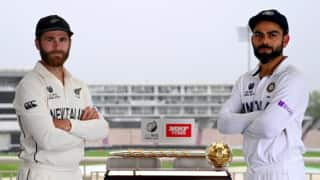 India vs New Zealand WTC Final 2021, Live updates Day 5