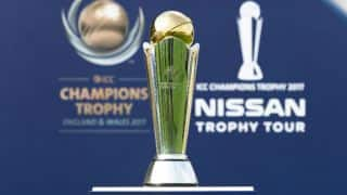 ICC Champions Trophy 2017 warm-up schedule: India to play Bangladesh and New Zealand