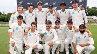 श्रीलंका को 423 रनों से हराकर न्यूजीलैंड ने टेस्ट सीरीज जीती