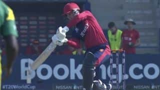 Hong Kong vs Jersey Dream11 Team ICC Men's T20 World Cup Qualifiers – Cricket Prediction Tips For Today's T20 Match 26 Group B HK vs JER at Abu Dhabi
