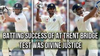 James Anderson, Bhuvneshwar Kumar and Mohammed Shami's batting success amounts to divine justice for bowlers