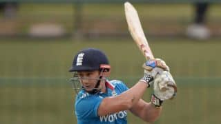 James Taylor delighted to score crucial runs under pressure for England
