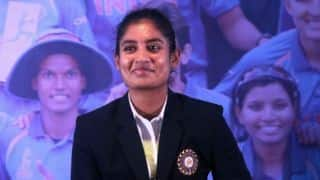 Mithali Raj loves diamonds too!