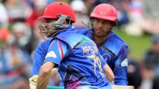 England need 101 runs to win from 25 overs against Afghanistan in ICC Cricket World Cup 2015