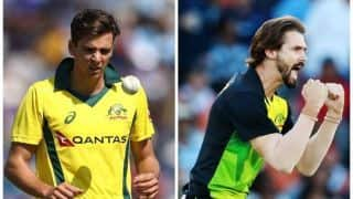 World Cup 2019: Jhye Richardson ruled out, replaced by Kane Richardson in Australia squad