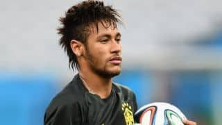 Neymar: I was overwhelmed by Lionel Messi and other Barcelona icons