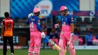 SRH vs RR: Rahul Tewatia reacts to win against Sunrisers Hyderabad